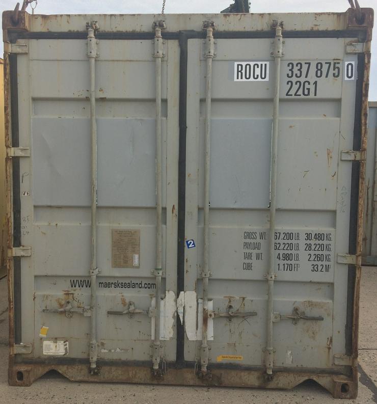 Bild 5: Lagercontainer fuer Ihr Werkzeug Mieten oder Kaufen