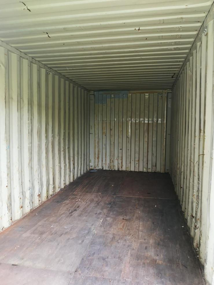 Lagercontainer fuer Ihr Werkzeug Mieten oder Kaufen