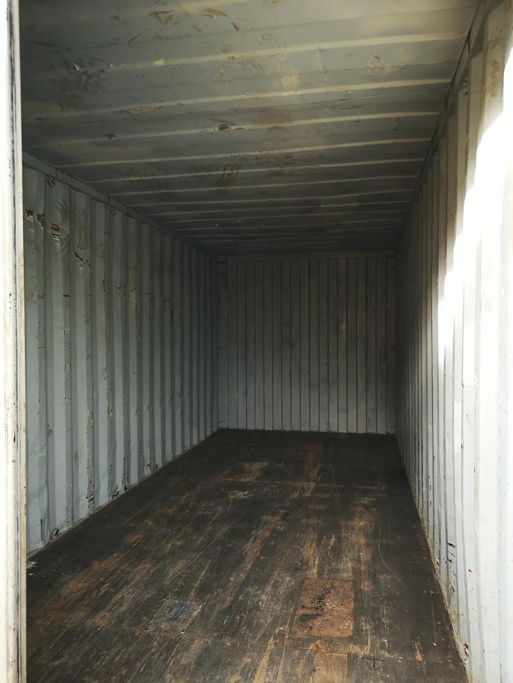 Bild 3: Lagercontainer fuer Ihr Werkzeug Mieten oder Kaufen