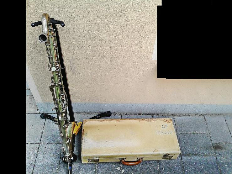 bass klarinette kohlert metall