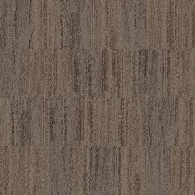 Bild 4: Schöne braune 'Stone Look' Teppichfliesen von Interface Neu !!