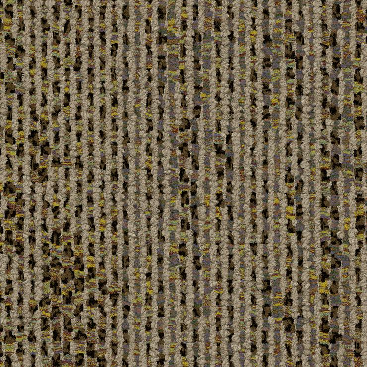 Bild 3: Schöne braune 'Stone Look' Teppichfliesen von Interface Neu !!