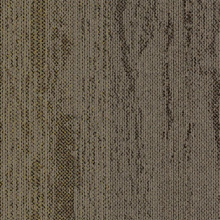 Schöne braune 'Stone Look' Teppichfliesen von Interface Neu !! - Teppiche - Bild 1