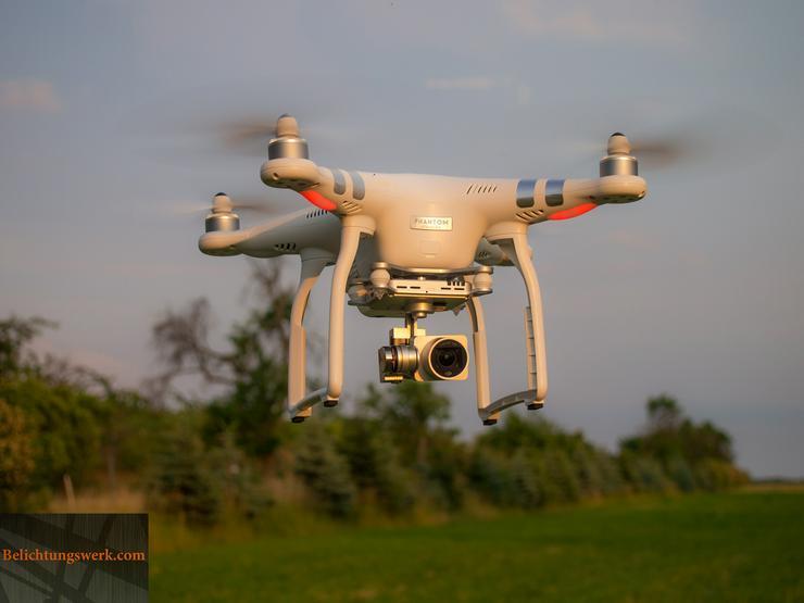 Professionelle Luftaufnahmen - Fotografie - Bild 1