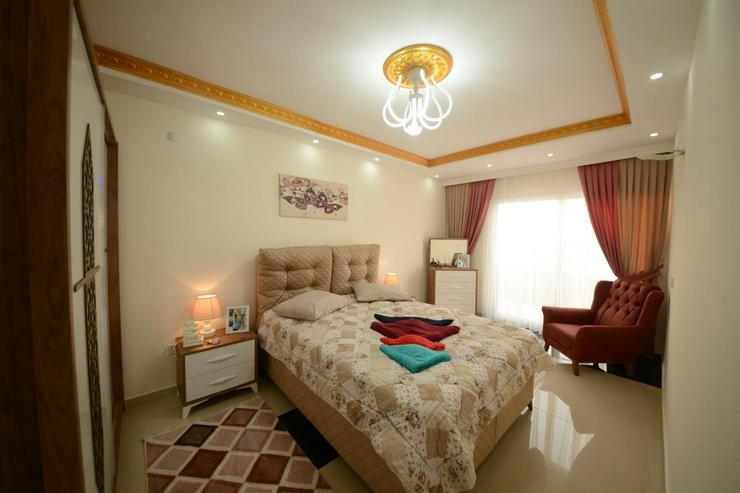Bild 5: Türkei, Alanya, Budwig, günstige  4 Zi. Luxus Duplexwohnung, Meer und Berg Blick, 312