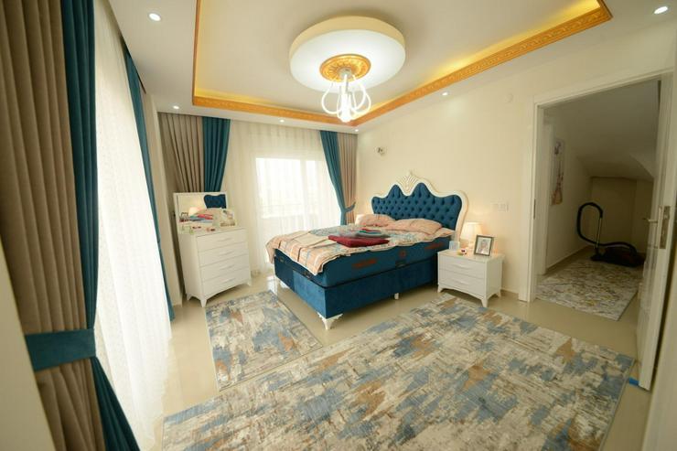 Bild 3: ürkei, Alanya, Budwig, günstige  4 Zi. Luxus Duplexwohnung, Meer und Berg Blick, 312