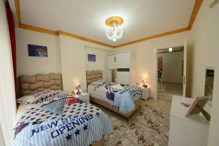 Bild 6: Türkei, Alanya, Budwig, günstige  4 Zi. Luxus Duplexwohnung, Meer und Berg Blick, 312