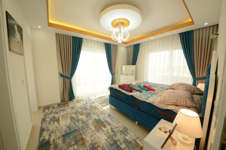 Bild 4: Türkei, Alanya, Budwig, günstige  4 Zi. Luxus Duplexwohnung, Meer und Berg Blick, 312