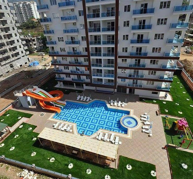 Bild 3: Türkei, Alanya, Budwig, Exklusive Luxus Wohnanlage, nur 400 m zum Strand, 311