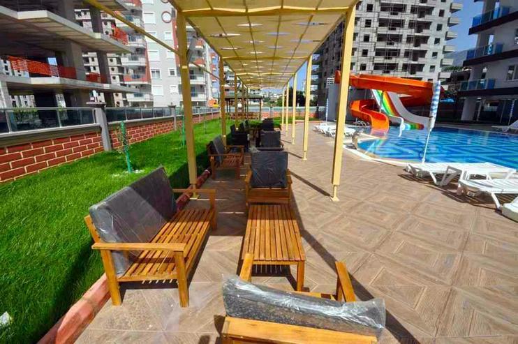 Bild 2: Türkei, Alanya, Budwig, Exklusive Luxus Wohnanlage, nur 400 m zum Strand, 311