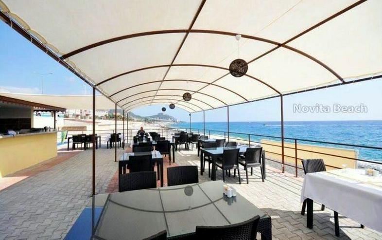 Türkei, Alanya, Budwig, Exklusive Luxus Wohnanlage, nur 400 m zum Strand, 311