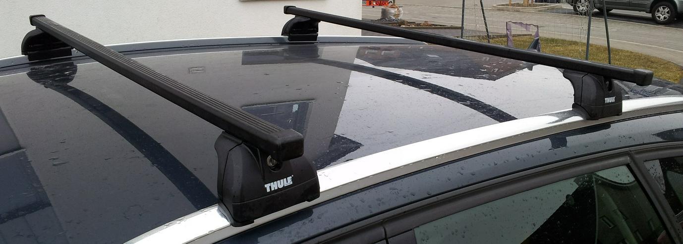 Verleihe Thule Dachträger für Audi Q5 und Q7