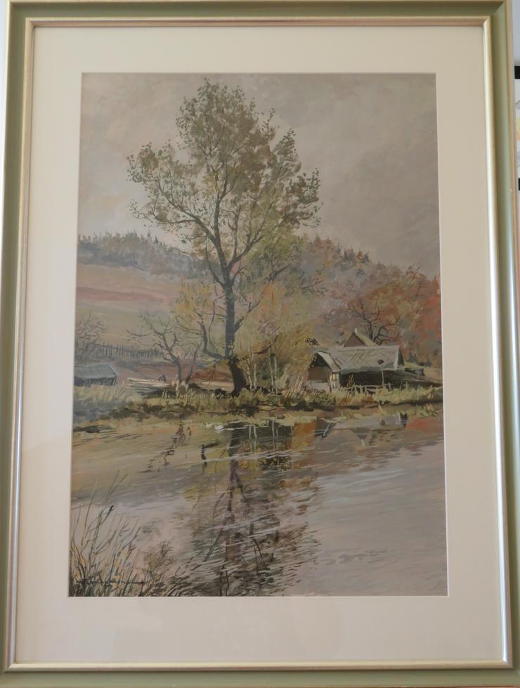 Hermann  Springborn - Gemälde & Zeichnungen - Bild 1