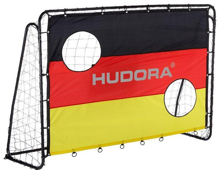 HUDORA Fußball-Torwand passt für Tore 213 x 152 x 76 cm -NEU- - Fußball - Bild 1