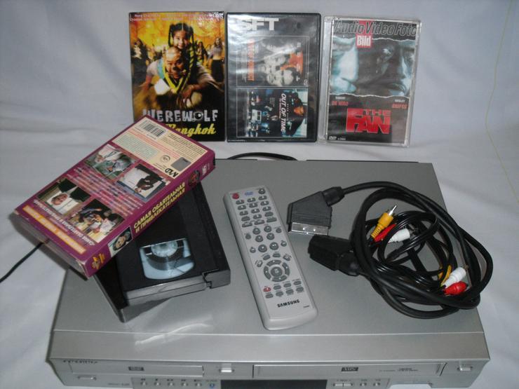 Samsung SV-DVD 440 VHS Videorecorder DVD-Player, Gute zustand