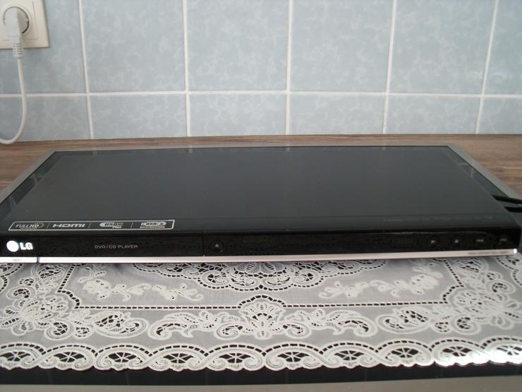 DVD Player LG mit FB USB DviX, HDMI , Full HD