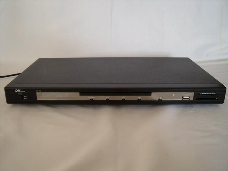 DVD Player DK-436 mit FB DviX sehr gute zustand.
