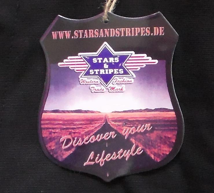 Bild 4: Stars & Stripes Oldstyle Hose Western Wild West Reenactment Größe 30