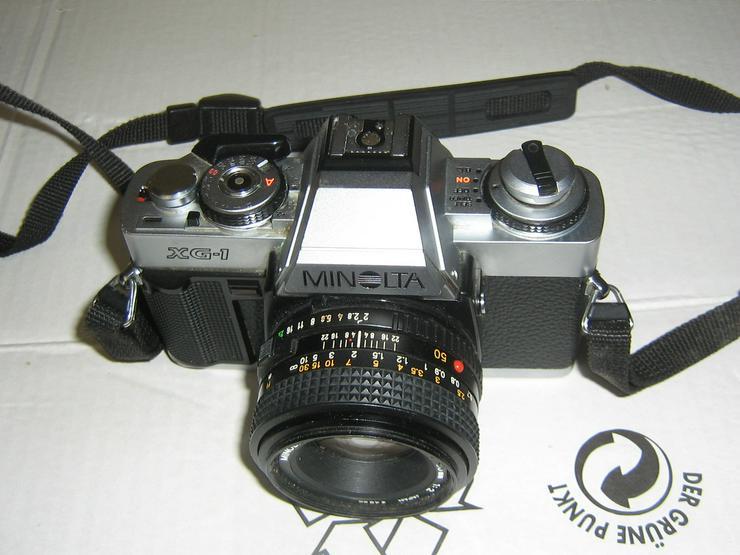 XG-1 Minolta Kamera