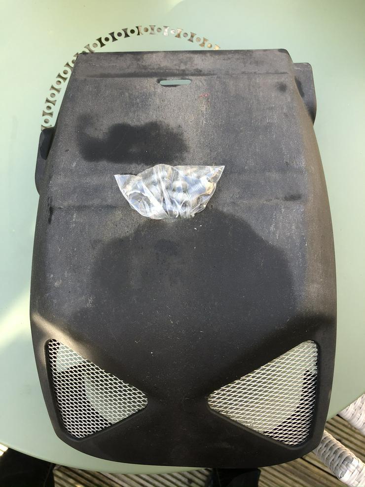 Motorschutz für Moto Guzzi Stelvio