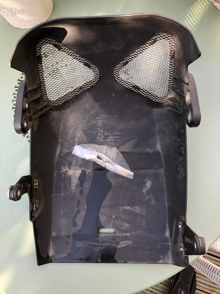 Bild 2: Motorschutz für Moto Guzzi Stelvio