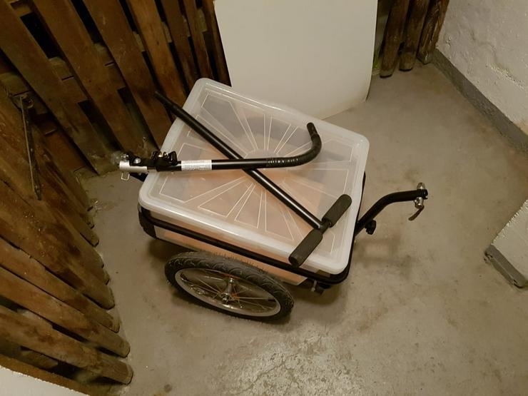 Fahrradanhänger - Zubehör & Fahrradteile - Bild 1