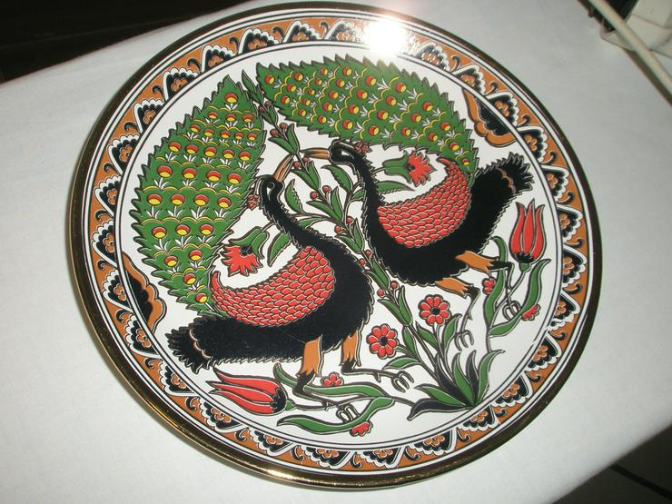 Obst- Wandteller NEU / aus Keramik nur 10.-€