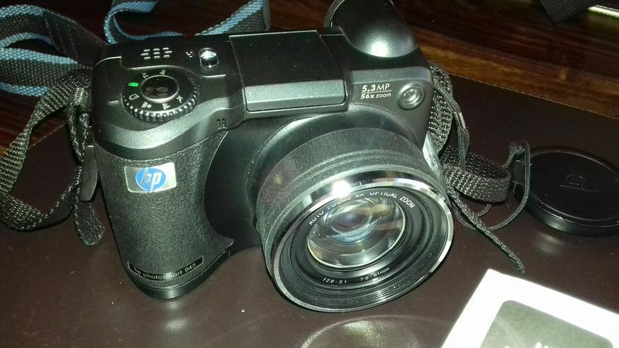 HP Digitalkamera Photosmart 945