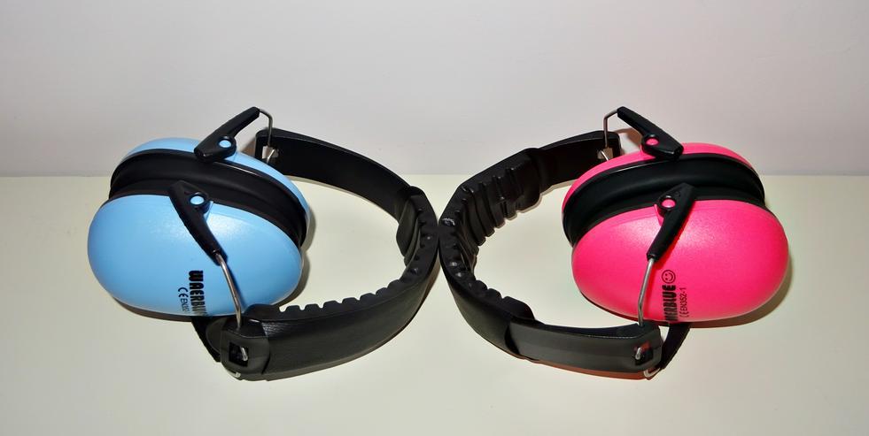 Bild 4: Gehörschutz für Kinder,Kapselgehörschutz,Kopfhörer,Weinachtsgeschenk,Restposten,Geschenkartikel