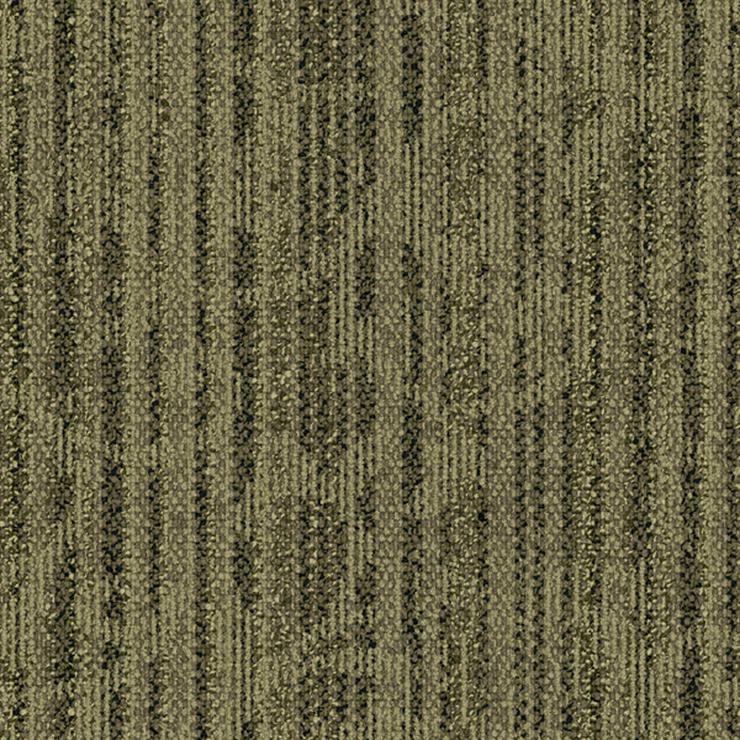 Schöne grüne Interface Teppichfliesen mit Motiv. Teppichboden