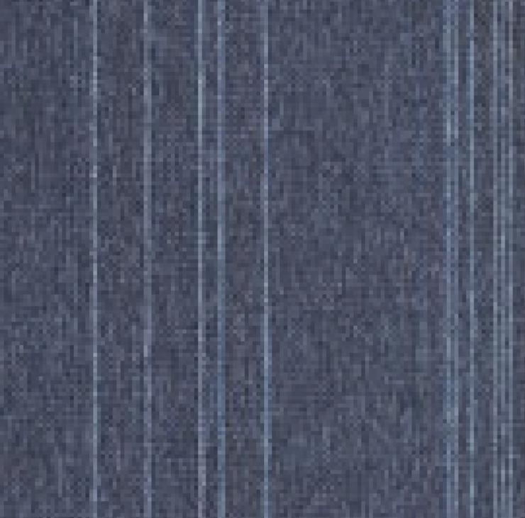 Bild 2: Blaue 'Laminat' Teppichfliesen 25 cm x 100 cm Sehr dekorativ!