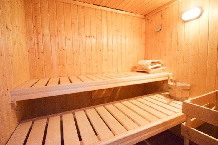 Bild 5: ETW 140qm mit gr. Garten und Terrasse über 2 Ebenen Sauna 5 Z.