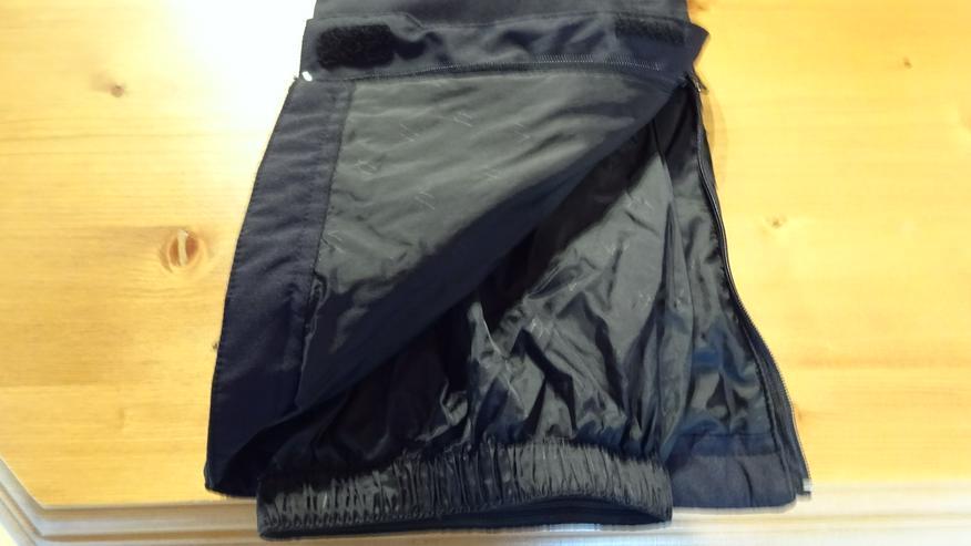 Bild 3: Maier sports Damen-Skihose schwarz, Größe 40