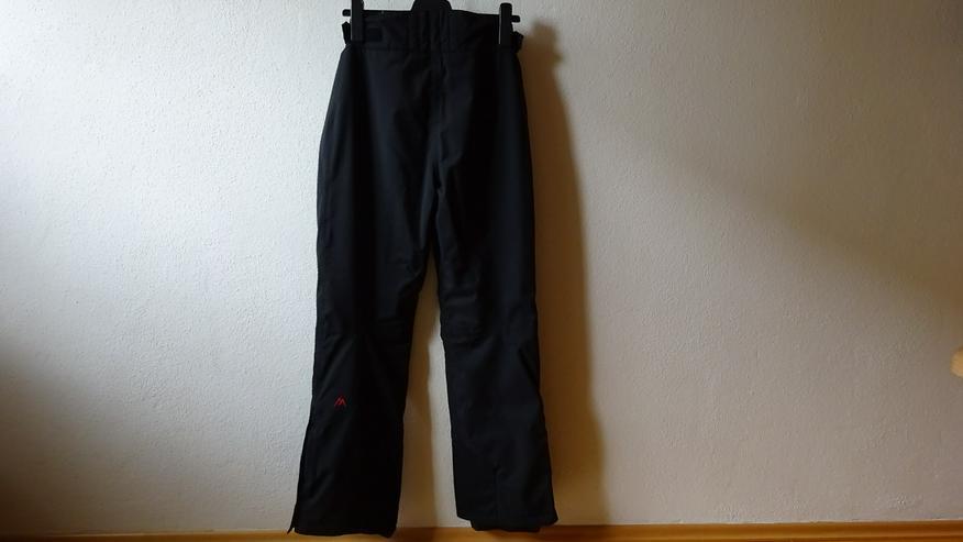 Bild 2: Maier sports Damen-Skihose schwarz, Größe 40