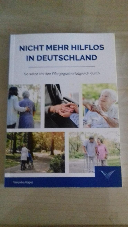 Buch: Nicht mehr hilflos in Deutschland - zu Verschenken - Bild 1