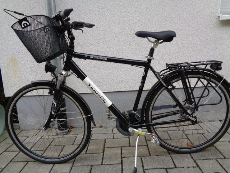 Aluminium Trekking Fahrrad Touring Star 26er Wie Neu - Mountainbikes & Trekkingräder - Bild 1