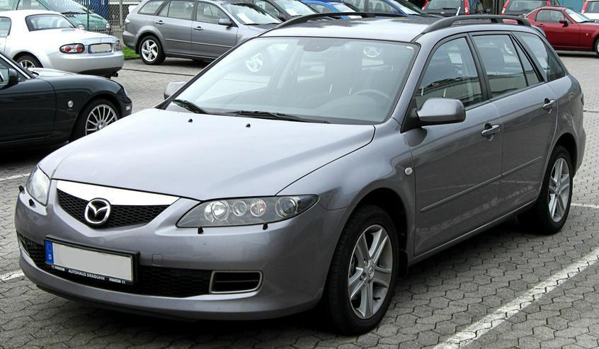 Mazda 6 Turbo Diesel  Kombi