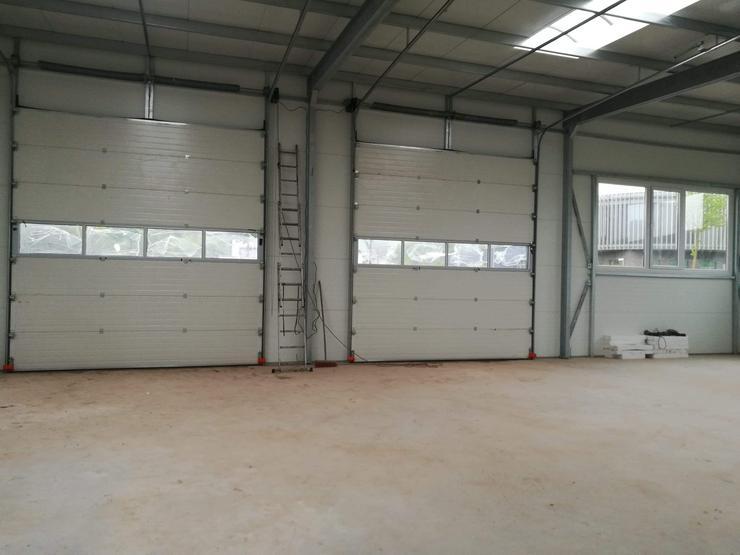 Bild 5: Stahlhalle Werkstatthalle Lager Logistikhalle Gewerbehalle 17,5m x 12m