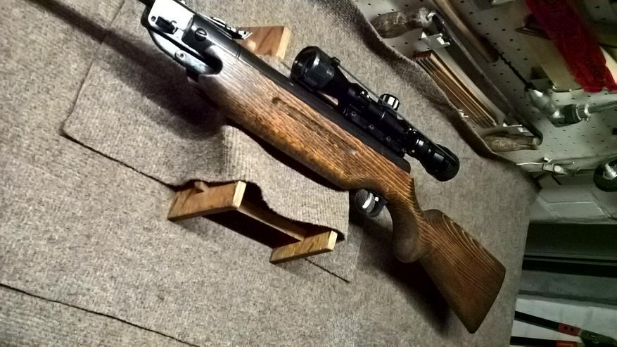 Luftgewehr weihrauch hw im kal und luftdruckwaffen