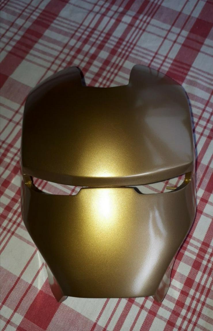 Bild 3: IRONMAN Helm MK3, Maßstab 1:1, ABSOLUTES Einzelstück