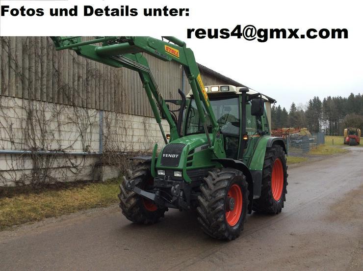Traktor Fendt 309 C mit Frontlader