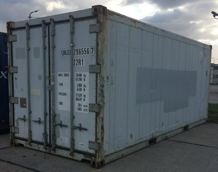 Bild 4: Iso-Container