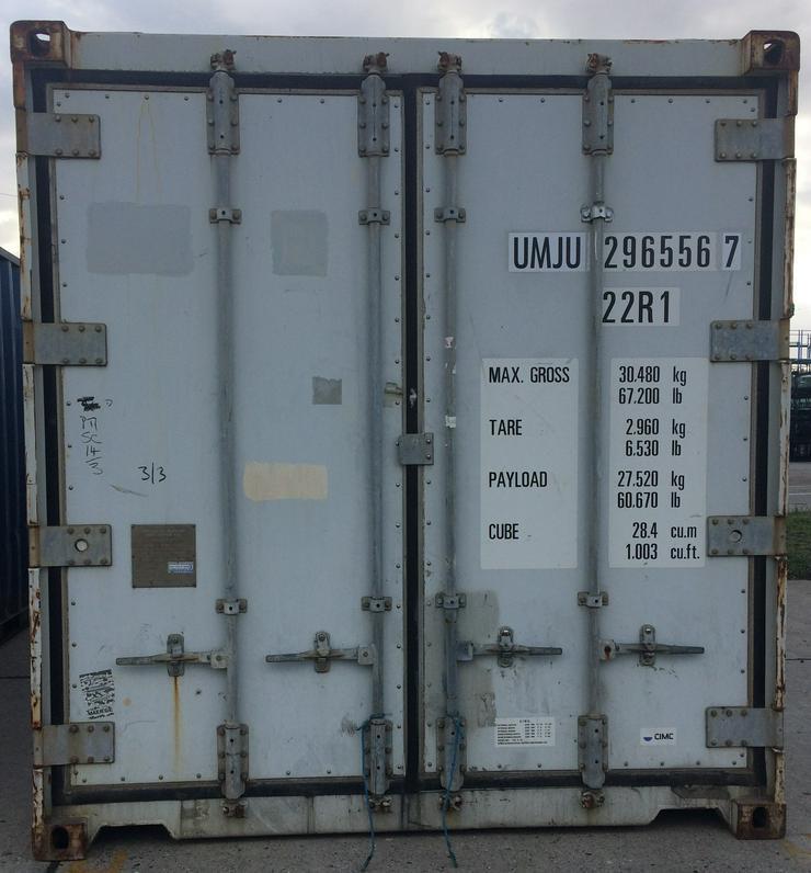 Bild 6: Iso-Container
