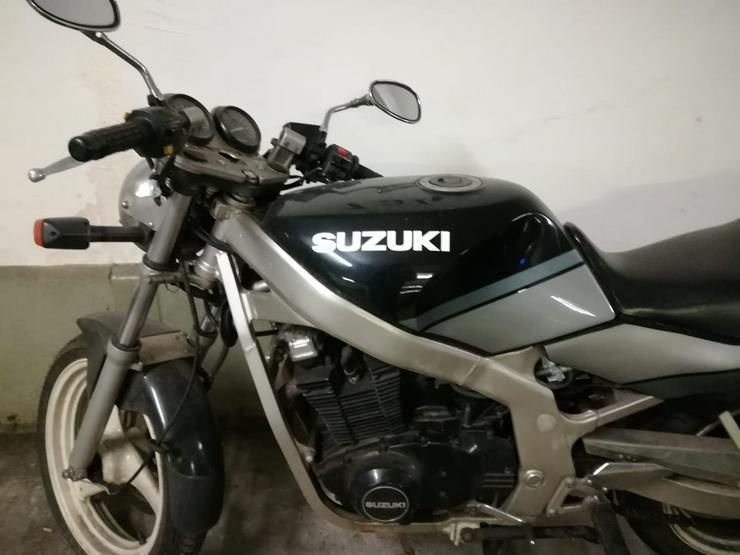 Suzuki GS500  - Suzuki - Bild 1