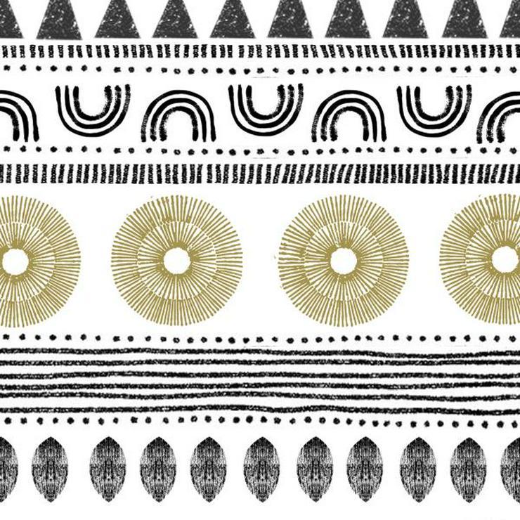 ppd Papierservietten Ethno Style nature