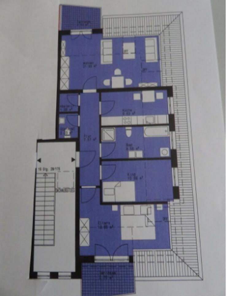 Bild 6: 3-Zi-DG-Wohnung in Stadtvilla Berlin Biesdorf von Privat;