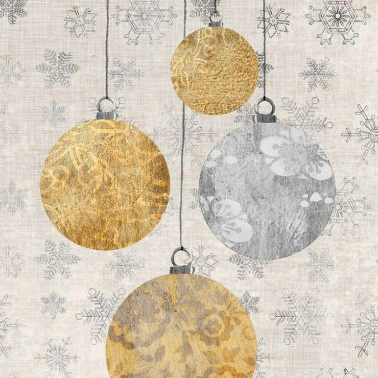 ppd Papierservietten Holiday Ornaments