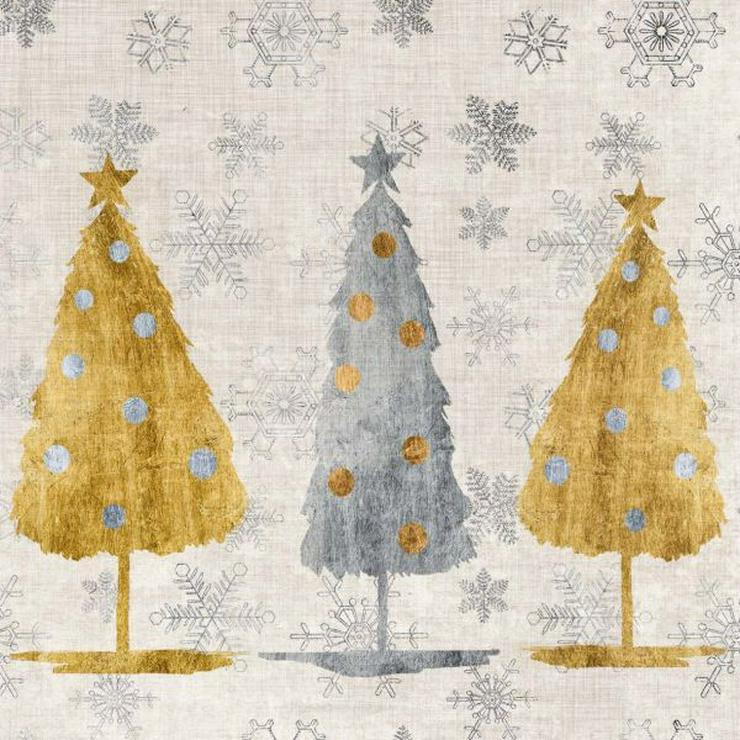 ppd Papierservietten Holiday Trees