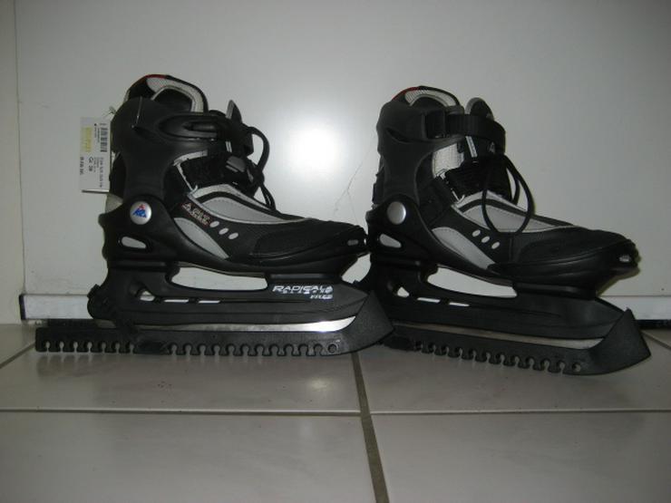 """Bild 5: """"Lumina"""" Gr. 39 K2 Herren-Eishockey SCHLITTSCHUHE BRANDNEU"""