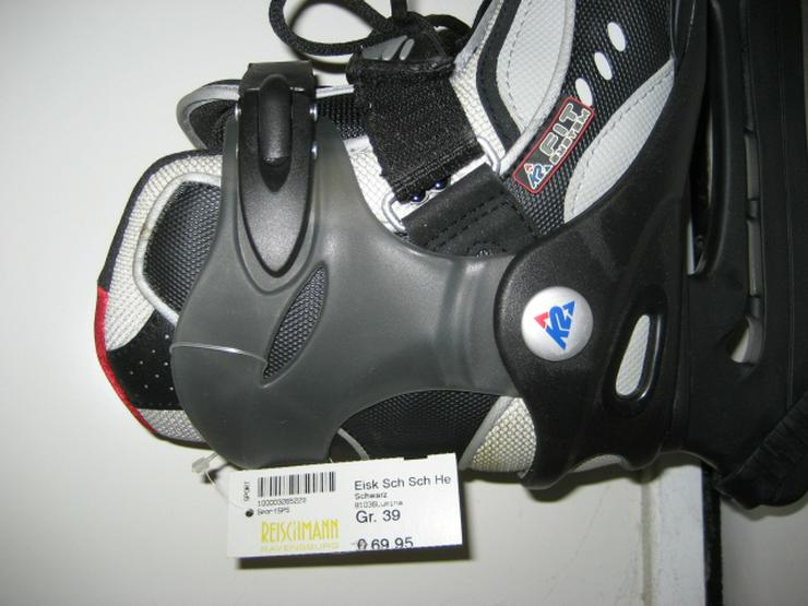 """Bild 3: """"Lumina"""" Gr. 39 K2 Herren-Eishockey SCHLITTSCHUHE BRANDNEU"""